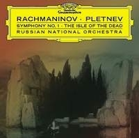 Sergei Rachmaninov Symphony No 1 The Isle Of The Dead Mikhail Pletnev артикул 501b.